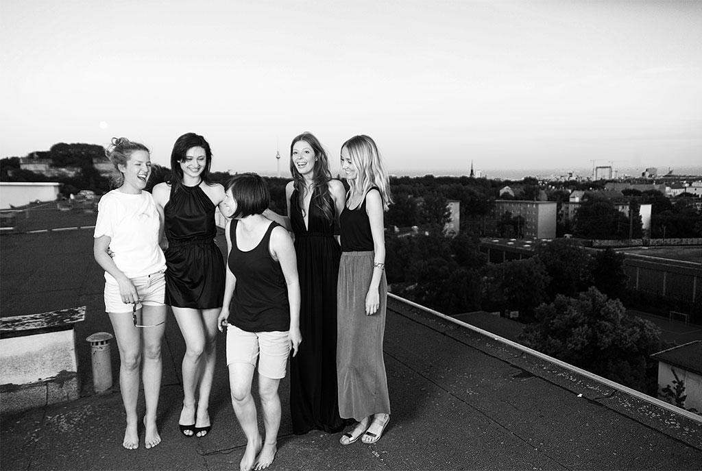 Anna Wasilewski Shooting Berlin