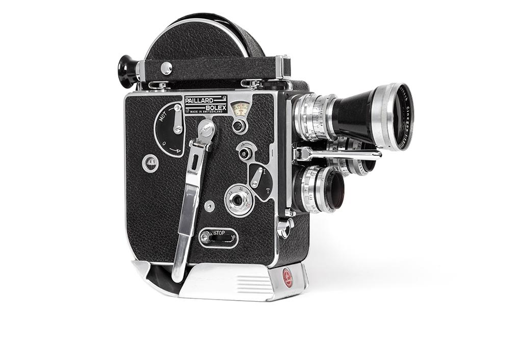 Bolex Anna Wasilewski Filmkamera 16mm klein